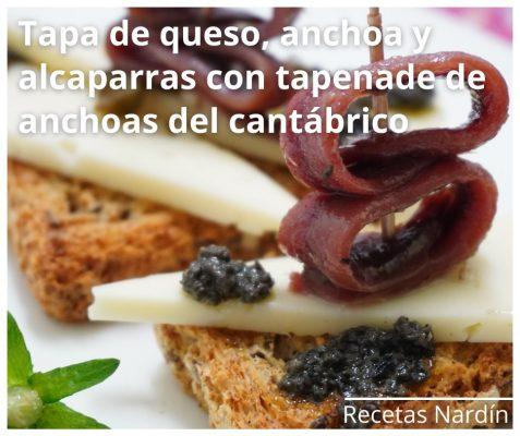 Tapas de filets d'anchois fumés à l'huile d'olive - Conserverie Nardin - Pays Basque Espagne - Nouvelle Vague l'épicerie de la pêche à Bordeaux