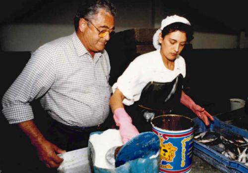 Transmission du savoir-faire familial - Conserverie Nardin - Pays Basque Espagne - Nouvelle Vague l'épicerie de la pêche à Bordeaux